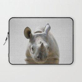 Baby Rhino - Colorful Laptop Sleeve