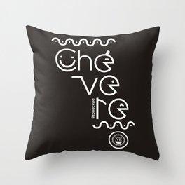 ¡Chévere! Throw Pillow