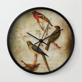 Freiheit Wall Clock