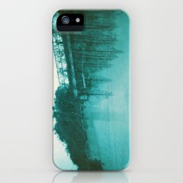 winter haze iPhone Case