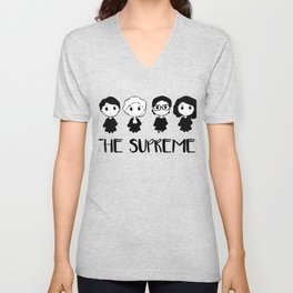 The Supremes Unisex V-Neck