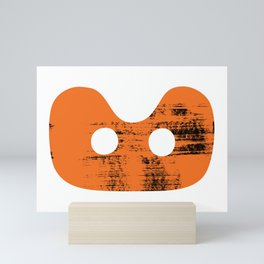 Rowing Boats - Seat 1 Mini Art Print