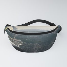 Plane View Fanny Pack