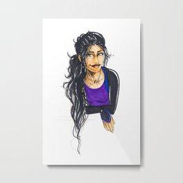 Jamila Metal Print