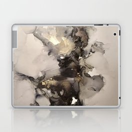 Reverie Alcohol Ink abstract art  Laptop & iPad Skin