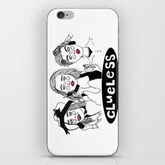Clueless iPhone & iPod Skin