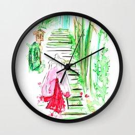Kumano Kodo Wall Clock