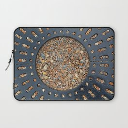 Pebble Circle Laptop Sleeve