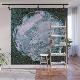Full Snow Moon Wall Mural