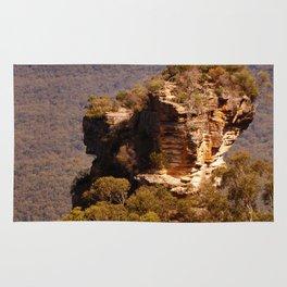 Blue Mountains Rockface Rug