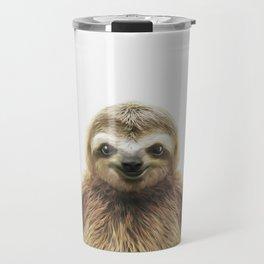 Young Sloth Travel Mug