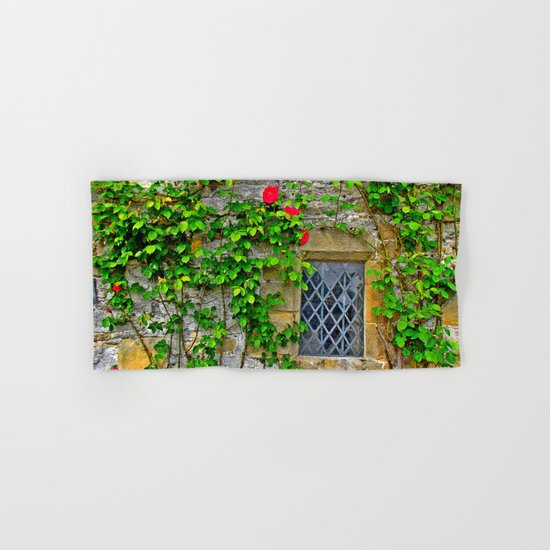 English Castle Hand & Bath Towel
