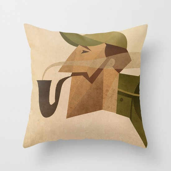 Reginald Throw Pillow