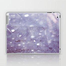 Glitter mountain Laptop & iPad Skin