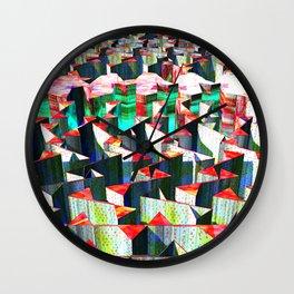 Tombola Wall Clock
