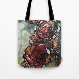 Roses 4423 Tote Bag