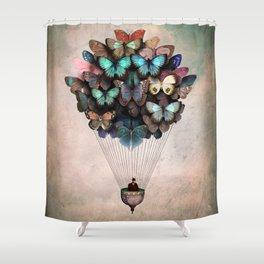 Dream On Shower Curtain