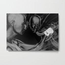 Adamah Metal Print