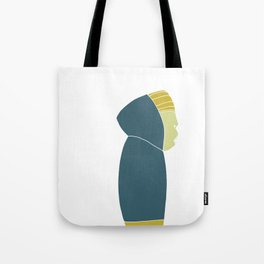 Mummy Teen Tote Bag