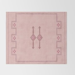Bungalow Kilim Throw Blanket