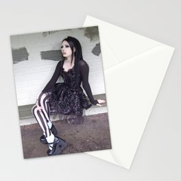 Toxic Tears Stationery Cards