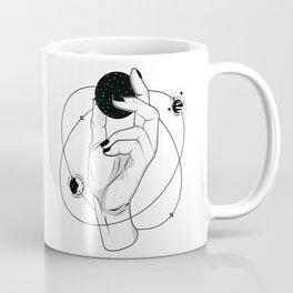 Hold Your Space Coffee Mug