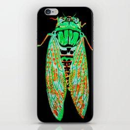 Cicada (Inverted) iPhone Skin
