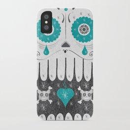 SALVAJEANIMAL MEX cuernitos iPhone Case