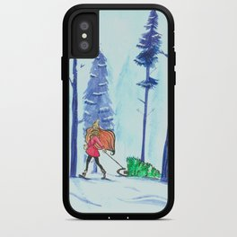 The Perfect Tree iPhone Case