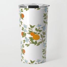 Andalusian oranges Travel Mug