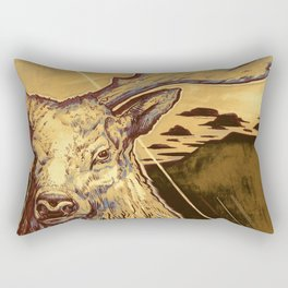 Stag Dimension of Dust Rectangular Pillow