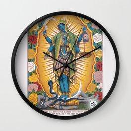 Hindu - Kali 6 Wall Clock