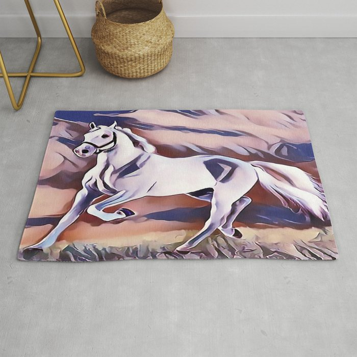 The American Paint Horse Rug By Sunleil