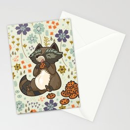 Free & Wild 3 Stationery Cards