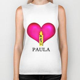 Support for Paula Deen Biker Tank
