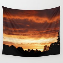 Ever-Changing Sky No1 Wall Tapestry