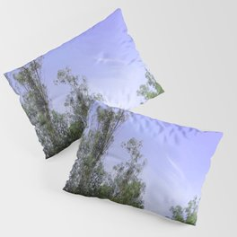 Touching the Sky Pillow Sham