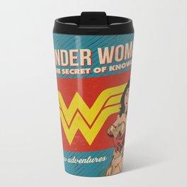 WW Metal Travel Mug