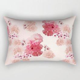 Floral Rage Rectangular Pillow
