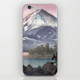 The Kawaguchi Trail iPhone Skin