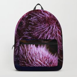 Pink Sea Urchin Backpack
