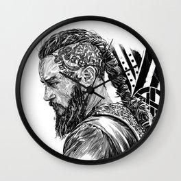 Ragnar Wall Clock