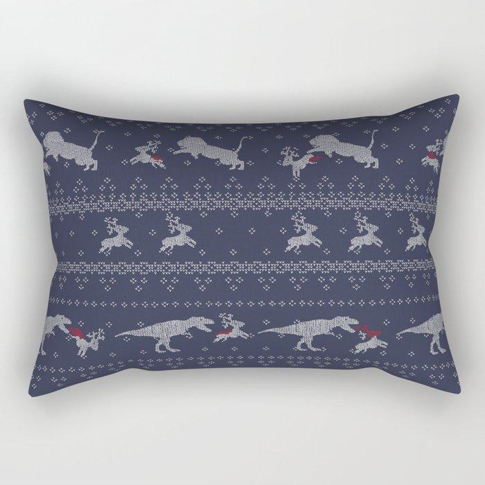 Ugly Sweater Rectangular Pillow