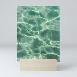 Underwater print Mini Art Print