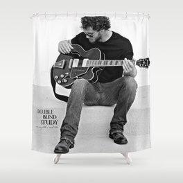 Rock Star photo Shower Curtain