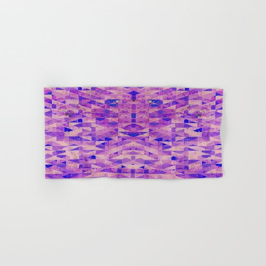 ABSTRACT TEXTURE Hand & Bath Towel