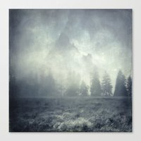 guardians Canvas Prints featuring guardians  by Dirk Wuestenhagen Imagery