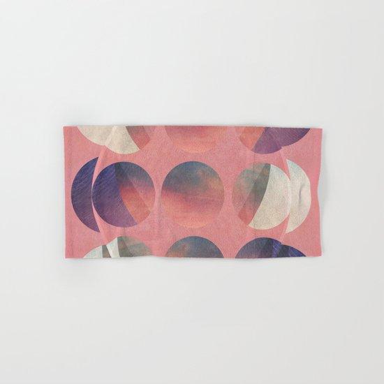 Abstracted Hand & Bath Towel