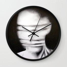 Blurry #2 Wall Clock