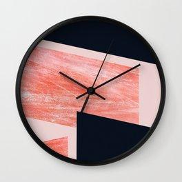 iNDULGE & vICE Wall Clock
